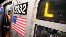 L Train Suspended After Person Sitting on Tracks Is Killed