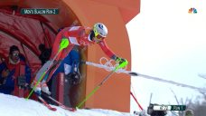 Slalom Skier Had Gold Medal in the Bag...Until This Devastating Moment