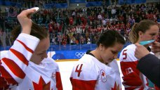 Player Yanks Off Silver in Tantrum, Others Cry After Loss to USA