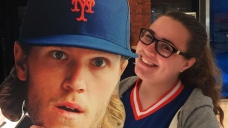 Mets Fan's Quest to Take Citi Field Prom Pics Goes Viral