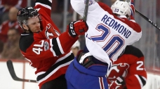 Devils Fall to Canadiens 3-1
