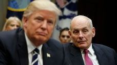Kelly Is Trump's 'Star' Secretary, Now WH Chief of Staff