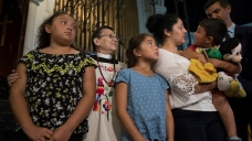 Immigrant Mom of 3 Seeks Sanctuary in NYC Church