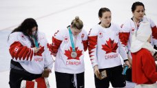 Canadian Hockey Player in Medal Tantrum Yank Apologizes