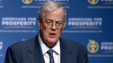David Koch, Billionaire Conservative Donor, Dies at 79