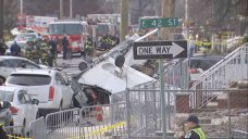 Plane Crashes on NJ Neighborhood Street: Officials