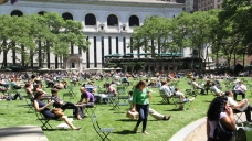 Bryant Park to Begin Tracking Visitors' Mobile Data