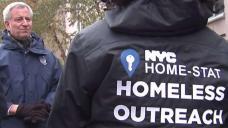 NYC Homeless Outreach Initiative Called 'Mass Surveillance'