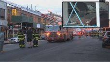 NYC Garage Collapses; Crushes, Topples Cars: City Officials