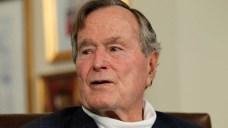 Former President George H.W. Bush Hospitalized: Office