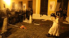 PR Protests Turn Violent as Calls for Gov Resignation Swell