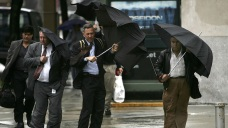 Strong, Gusty Winds Whip Tri-State; Mixed Weekend Bag Ahead