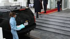 What's in the Box? Melania Gives Michelle Inauguration Gift