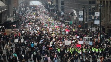 Marchers Get Ready for Sequel to Massive NYC Women's March