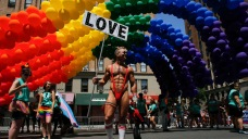 Rainbows, Balloons and Lots of Pride on Display in NYC