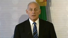 No Use of US Military for Deportations: Kelly