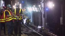 I-Team: Metal Parts Litter Rail Beds in Subway System
