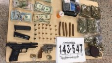 Parks Employee Arrested for Stashing Guns, Drugs in BK: NYPD
