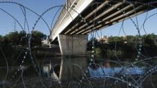 Grim Photo of Border Drowning Highlights Migrants' Perils