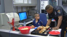 Boy, 5, Uses Allowance Money to Buy Lunch for Jersey PD