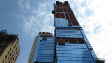 Stop Work Order Issued at Skyscraper Site After Death