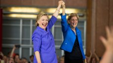 Hillary Clinton, Elizabeth Warren to Campaign in NH