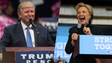 Clinton, Trump Campaign in Fla. With Early Voting Underway