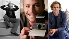 10 Years: A Look Back on Heath Ledger's Life in Photos