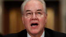 Trump's Pick for Health Secretary Faces Pointed Questions