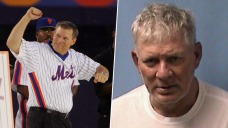 Mets Great Lenny Dykstra Threatened to Kill Uber Driver: PD