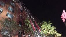 140 Firefighters Respond to West Village Apartment Fire
