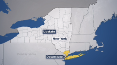Lawmaker Proposes Study of Splitting NY Into 2 States