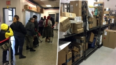 Packages Piling Up Because Carriers Can't Get Into Buildings