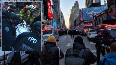 Dramatic Images: Rush-Hour Explosion Near Port Authority
