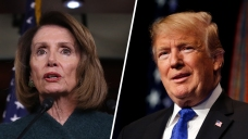 Trump Grounds Pelosi After She Imperils His Big Speech