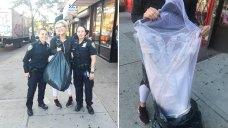 Nightmare! Package Thief Steals NYC Bride's Wedding Dress