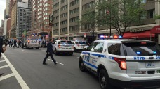 Police Fire 9 Shots, Kill Man With Knife in Midtown: Cops