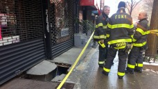 Person Falls in Large Hole in East Village Sidewalk: Officials