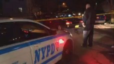 Fleeing Suspects Drive Over Officer's Foot: NYPD