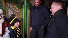 Thanksgiving Parade Mega Fan Gets Surprise of His Life