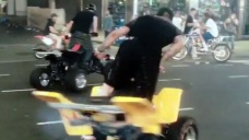 Bikers Cause Havoc in Times Square; 1 Arrested