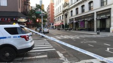 3 Men Shot on Greenwich Village Street: Police