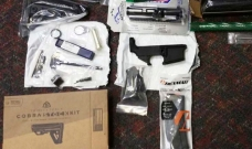 New Jersey Sues California Company Over 'Ghost Guns'