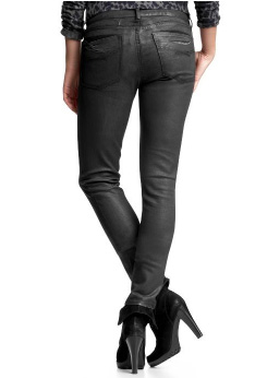 Coated Always Skinny Jeans