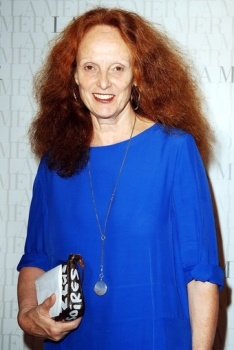 Grace Coddington is Writing an Autobiography
