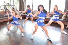 "Meet The ""New"" New York Knicks City Dancers"
