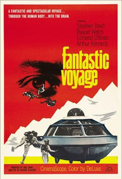 "Shawn Levy Taking the Wheel for James Cameron's ""Fantastic Voyage"""