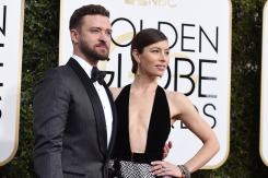 Best-Dressed Couples on the Golden Globes Red Carpet