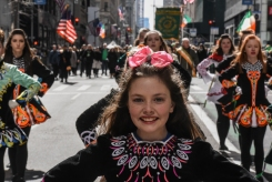 Images From World's Largest St. Patrick's Day Parade in NYC
