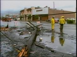 Forecast Castback: Los Angeles Tornado